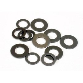 Traxxas TRA1685  Large & Small Fiber Washer Set (12) Nitro Rustler Slash Stampede