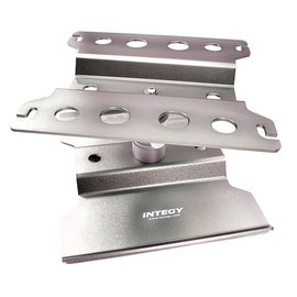 Integy C27025SILVER Universal Car Stand Workstation for 1/10 Size (140x136x100mm)