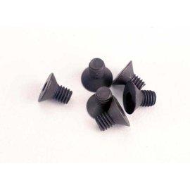 Traxxas TRA2549  3x5mm Countersunk Machine Screws (Hex) (6)