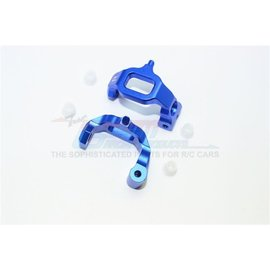 GPM Racing Products GT019-B Blue Aluminum C Hubs Traxxas 4TEC 2.0