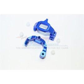 GPM Racing Products GT019-B Blue Aluminum C Hubs Traxxas 4TEC 2.0