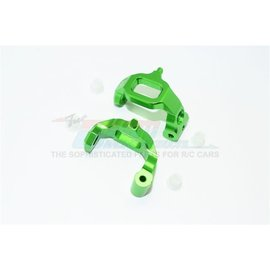 GPM Racing Products GT019-G Green Aluminum C Hubs Traxxas 4TEC 2.0