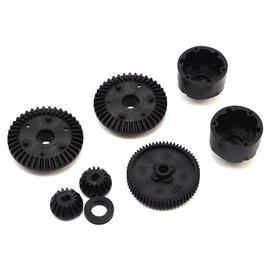 Tamiya TAM51004 G Parts: TT-01