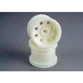 """Traxxas TRA3674  Dyeable Nylon 2.2"""" Rear Wheels (2)"""