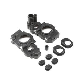TLR / Team Losi TLR232067  Gear Case Set, 3-Gear Laydown: 22 4.0