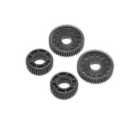 TLR / Team Losi TLR232072  Narrow Gear Set, LD Idler/Diff (2): 22 4.0 SR