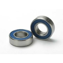 Traxxas TRA5118  8x16x5mm Ball bearings, blue rubber sealed (2)
