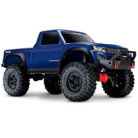 Traxxas TRA82024-4 BLUE  TRX-4 Sport: 4WD Electric Truck with TQ 2.4GHz Radio System