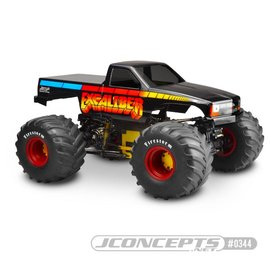 "J Concepts JCO0344   1988 Chevy Silverado ""Snoop Nose"" Monster Truck Body"