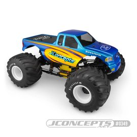 J Concepts JCO0349 2008 Ford F-150 Super Cab, Monster Truck Body