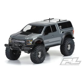 Proline Racing PRO3509-00  2017 Ford F-150 Raptor Clear Body