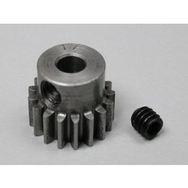 "Robinson Racing RRP1417  17T ABSOLUTE Pinion 48P 1/8"" or 3.17mm Bore"