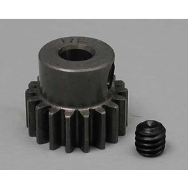 "Robinson Racing RRP1418  18T ABSOLUTE Pinion 48P 1/8"" or 3.17mm Bore"