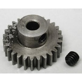 "Robinson Racing RRP1427   27T ABSOLUTE Pinion 48P 1/8"" or 3.17mm Bore"
