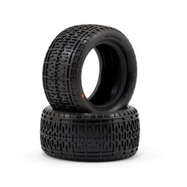AKA Racing AKA13108V 1:10 Buggy Rebar Rear Super Soft Tires No Inserts