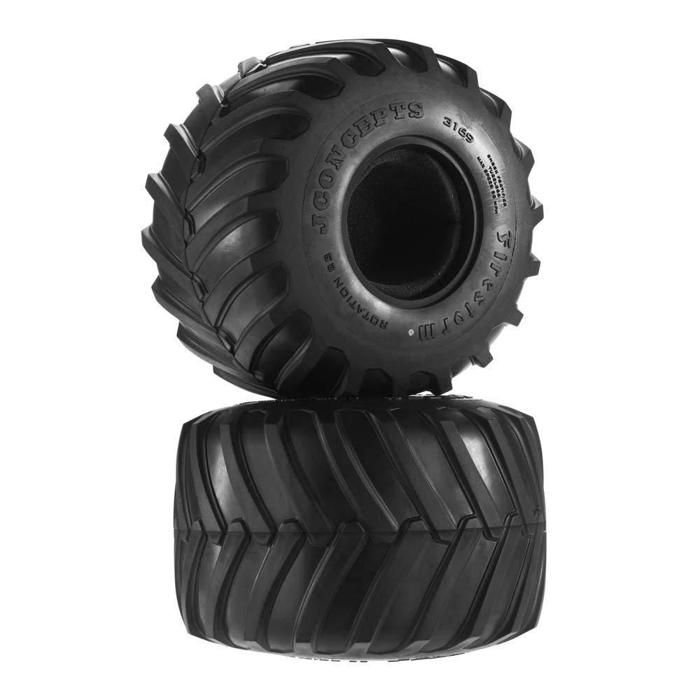 Monster Truck Tires >> Jco3169 05 2 6 Firestorm Monster Truck Tires 2 Gold Michael S