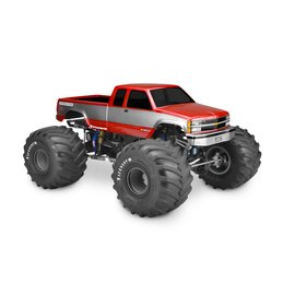 J Concepts JCO0339  1988 Chevy Silverado Extended Cab Monster Truck Body