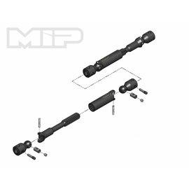 MIP MIP18250  HD Driveline Kit, Traxxas TRX-4 Bronco