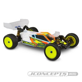 J Concepts JCO0352  P2 Yokomo YZ2-DTM High-Speed Body w/ S-Type Wing