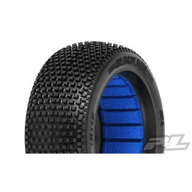 Proline Racing PRO9039-004  Blockade X4 -Super Soft - Off-Road 1/8 Buggy Tires - 2 - Front or Rear