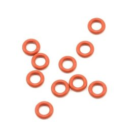 Kyosho KYOORG05 Silicone O-Ring(P5/Orange)10pcs