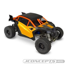J Concepts JCO0353 Truth 2 (T2) UTV Body, for Slash 2WD or Slash 4x4