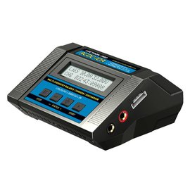 Lectron Pro ACDC-10A 1S-6S 100W 10A Multi-Chemistry Balancing Charger (LiPo/LiFe/LiVH/NiMH)