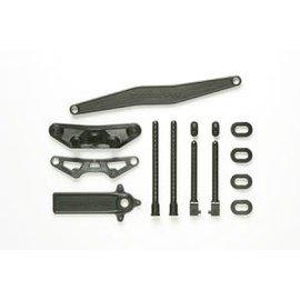 Tamiya TAM51253   Front & Rear Body Post for 417 418 419 w/ RC TB Evolution 5 B Parts