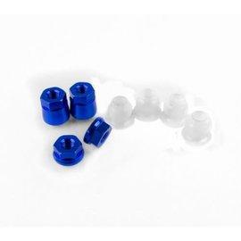 Schelle Racing SCH1281  B6 B6.1 T6.1 SC6.1 Shock Standoff Set (Blue)