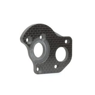 Avid RC AV1096-MP B6.1 Carbon Motor Plate | 3.5mm