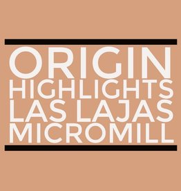 Coffee Origin Highlights Las Lajas Micromill Whole Bean 1 Lb Coffee