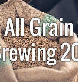 Intro to All Grain 1/12/19