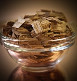 Wine Oak Chips-Light Toast American 4 oz. Bag