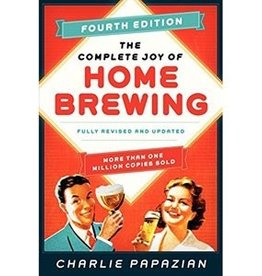 Literature Complete Joy of Homebrewing by Charlie Papazian