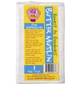 Cheese Butter Muslin - 2 Yards
