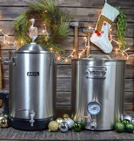 Anvil Holiday Bundle- 10 Gal Kettle and 7.5 Gal Fermentor