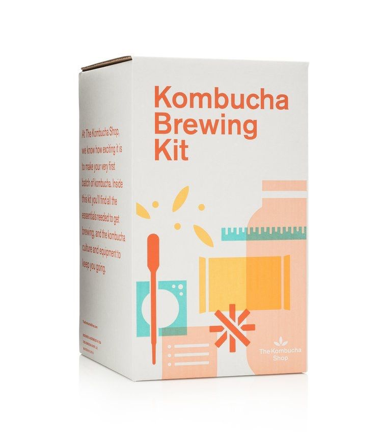 Kombucha Kombucha Brewing Kit