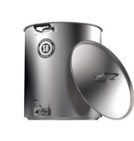 Spike V4 15 Gallon Brew Kettle- 1 Coupler