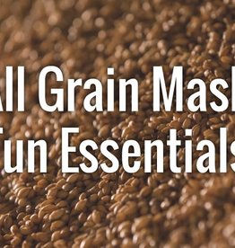 Intro to All Grain / Mash Essentials Sat 3/2/19 9AM - Noon