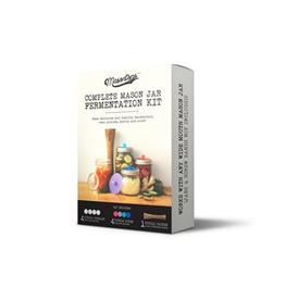 Accessories Complete Mason Jar Fermentation Kit