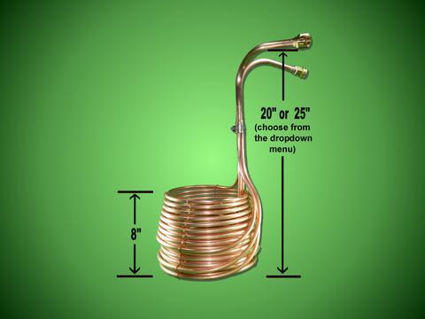 "JaDed Brewing- The Hydra (25"")"