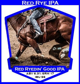Red Ryedin' Good IPA- PBS Kit