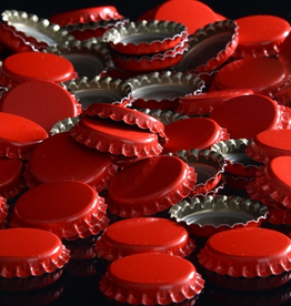 Red Crown Caps- 100 pack