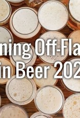 Off Flavors Class 7/29/19