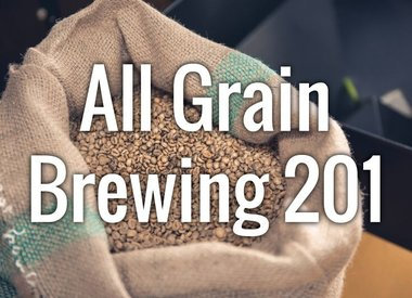 All Grain Brewing