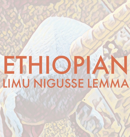 Coffee Ethiopian Limu Nigusse Lemma 1lb Whole Bean Coffee