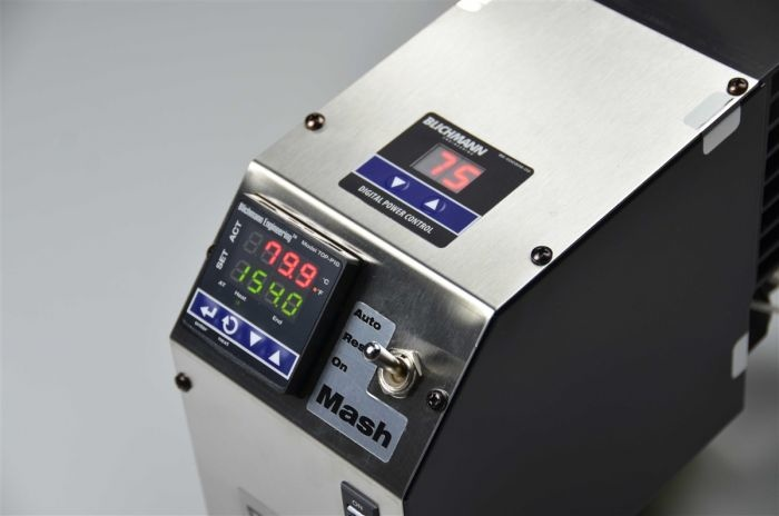 Used Tower of Power- Temp & Power Controller- 120V Electric
