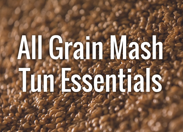 Intro to All Grain / Mash Essentials 8/10/19   from 10 am to 1 pm