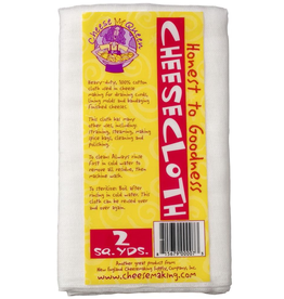 Cheese Cheese Cloth- 2 sq. yards