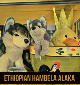 Coffee Ethiopian Hambela Alaka Whole Bean 1 Lb Coffee